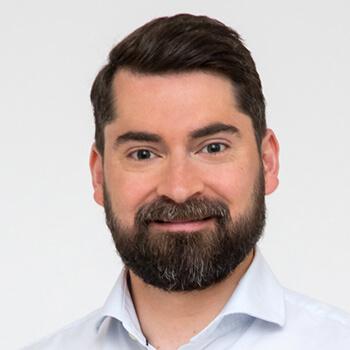 """<strong><span>Daniel Strieder</span> [credi2]</strong><br>Im Jahr 2015 mit """"cashpresso"""" gestartet um Pay-Later-Lösungen zu vereinfachen. Heute zählen globale Firmen wie Apple zu den Kunden des FinTechs [credi2]."""