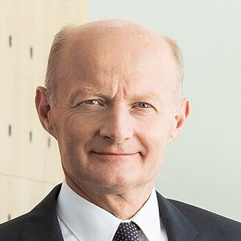 <strong><span>Franz Gasselsberger</span> Oberbank</strong><br>Etablierte die Oberbank erfolgreich als starke unabhängige Kraft in Oberösterreich und darüber hinaus.