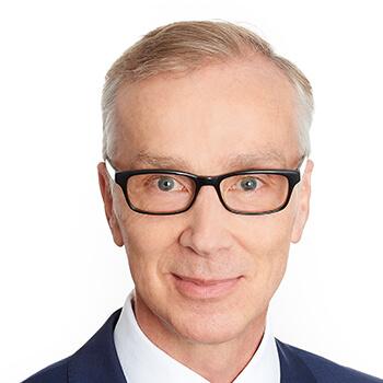 <strong><span>Johann Köck</span> Amundi</strong><br>Fördert den Gedanken von nachhaltigen und grünen Investments – und das mit Nachdruck.